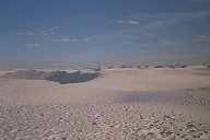 [Picture link: White sand dunes]